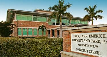 Punta Gorda Florida Law Firm Office Location