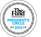 The Fund President's Circle Logo for 2013